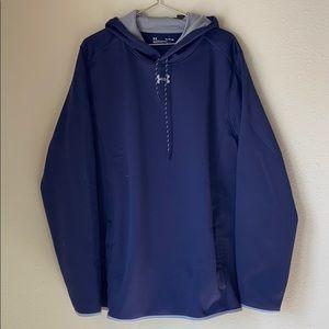 Men's XL Under Armour hoodie NWT